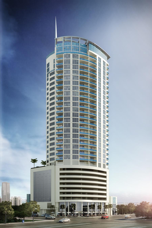 Krystal Tower Miami
