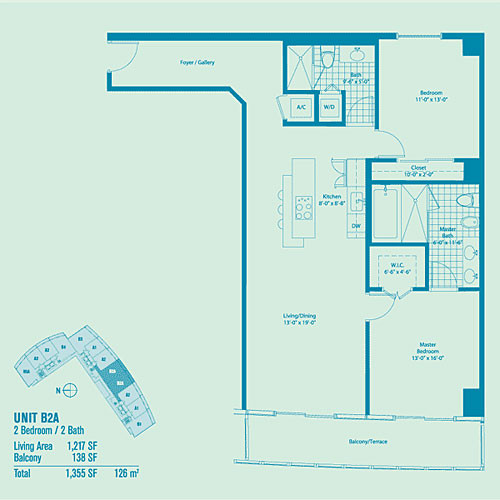 Marina Blue - Floorplan 5
