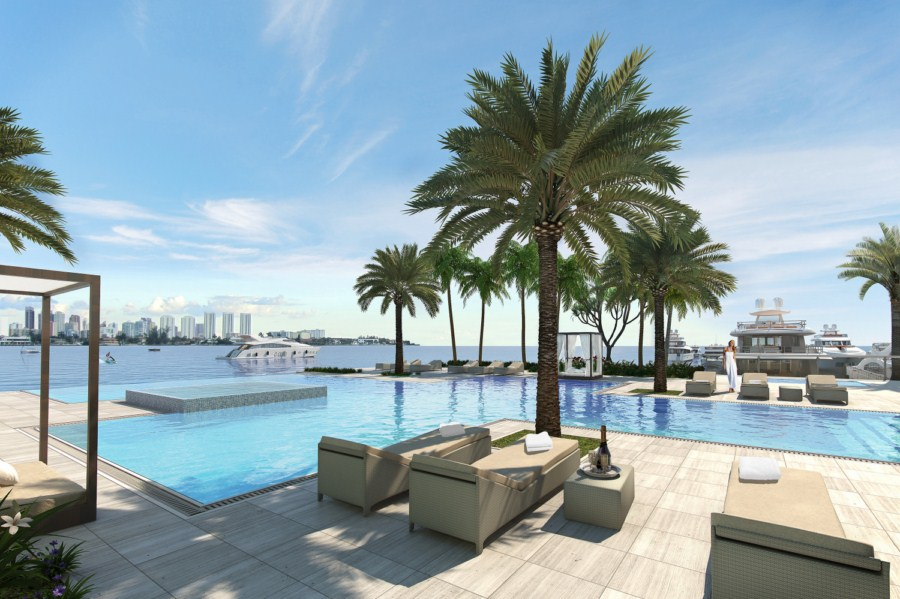Marina Palms Residences North Miami Beach