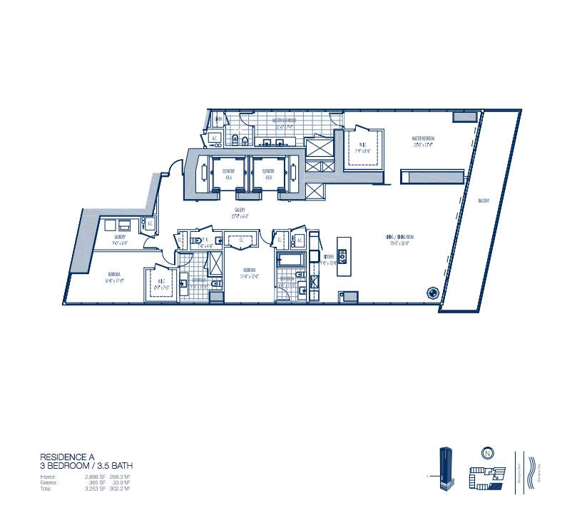 Marquis - Floorplan 1