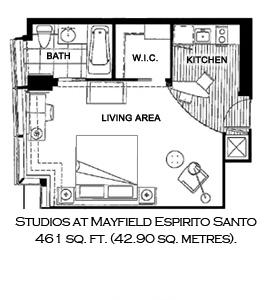 Espirito Santo Plaza - Floorplan 2