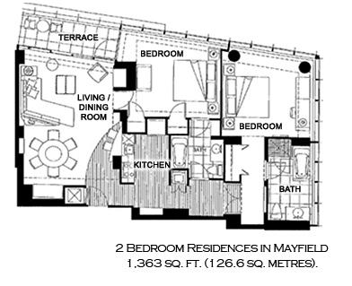 Espirito Santo Plaza - Floorplan 3