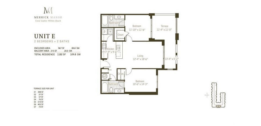 Merrick Manor - Floorplan 5