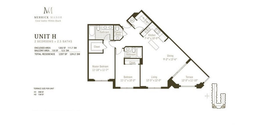 Merrick Manor - Floorplan 7
