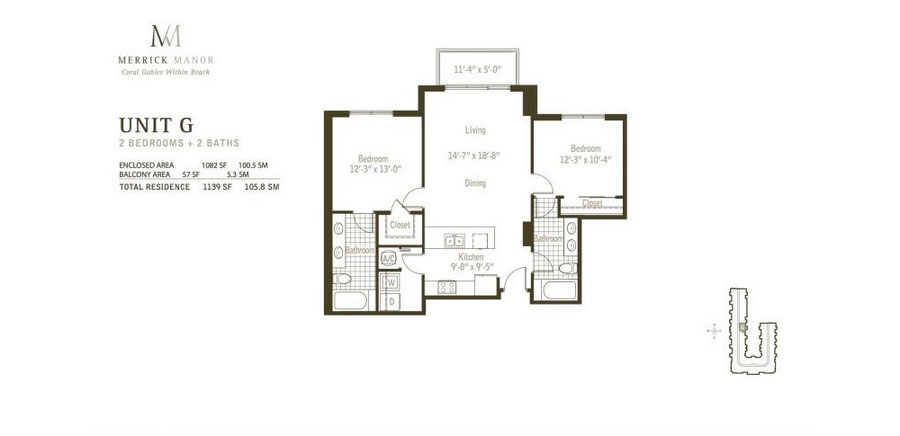 Merrick Manor - Floorplan 10