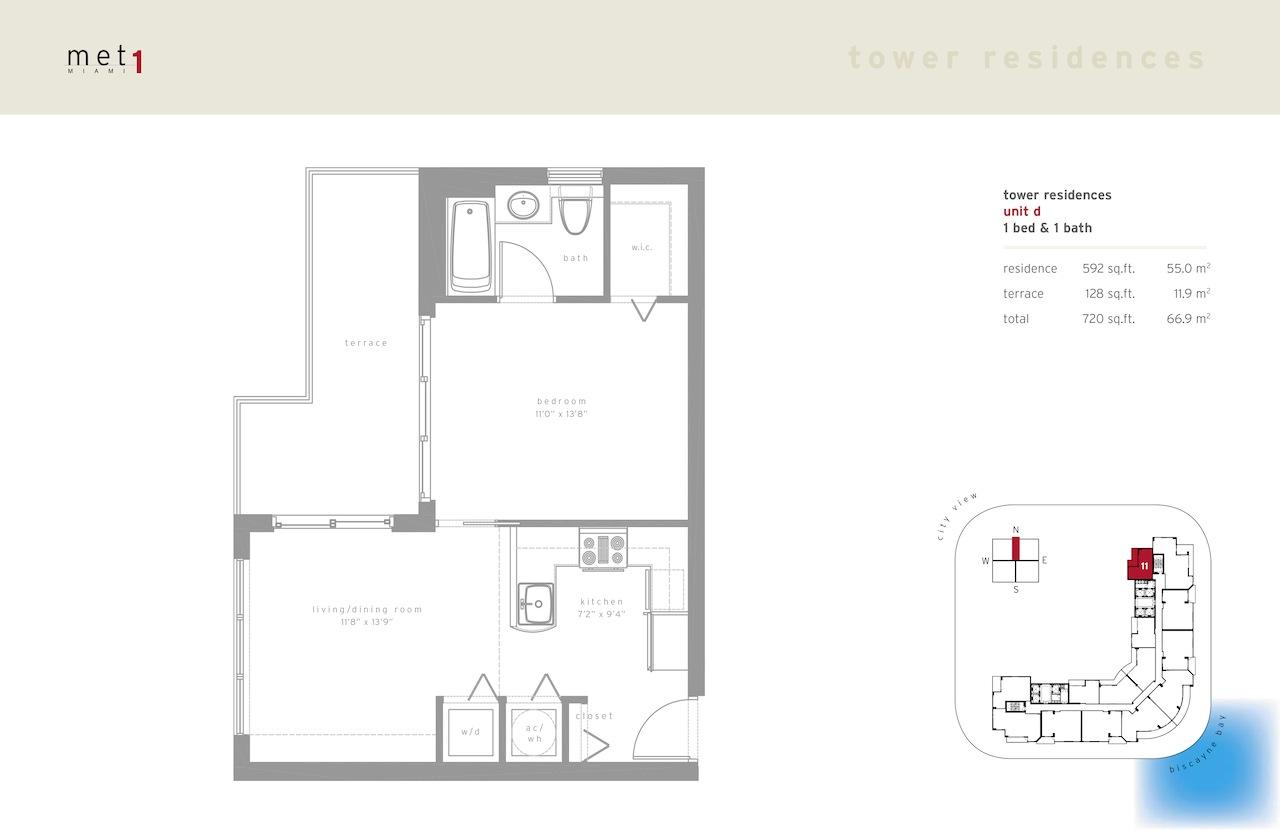 Met 1 - Floorplan 4