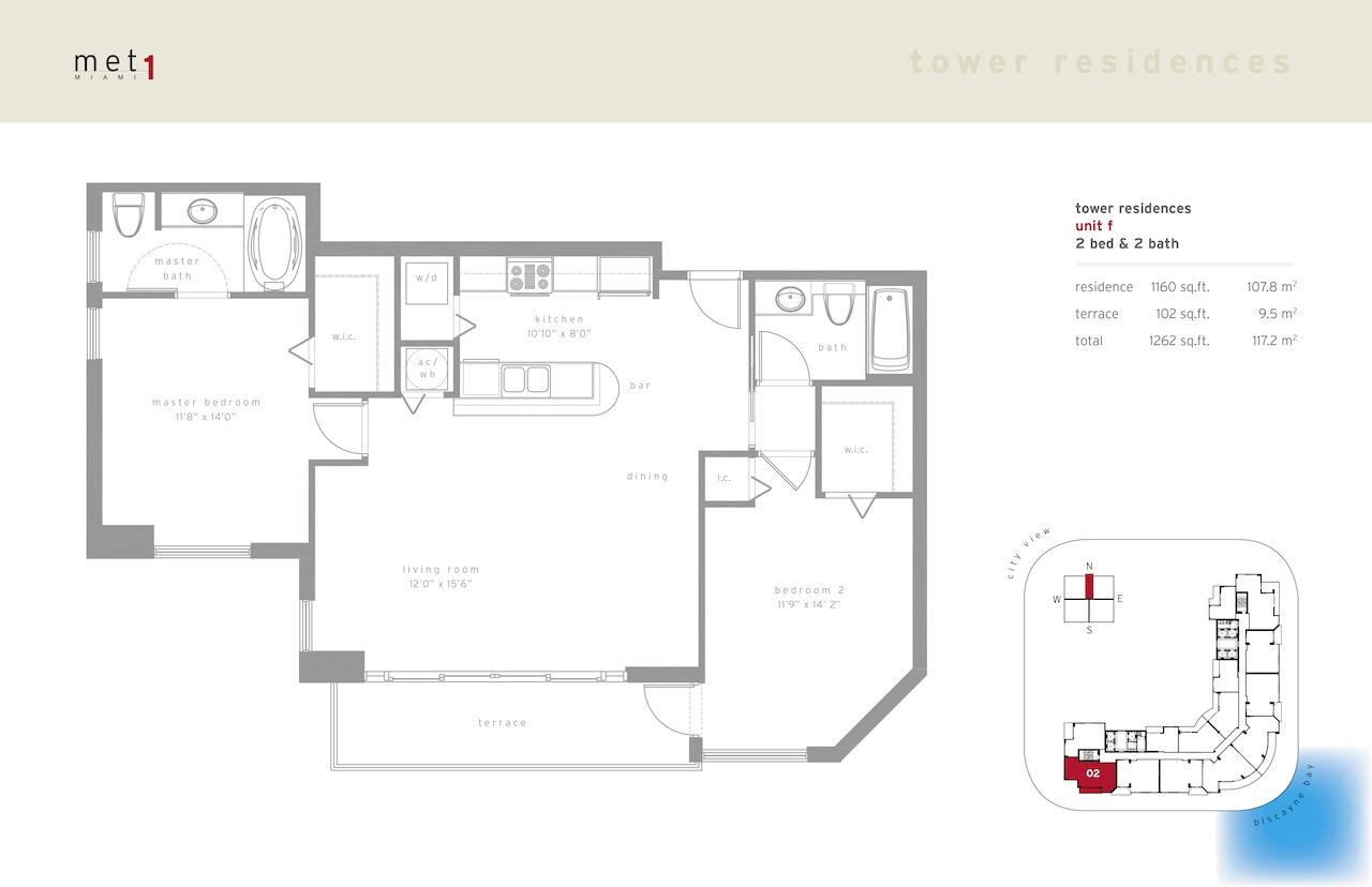 Met 1 - Floorplan 5