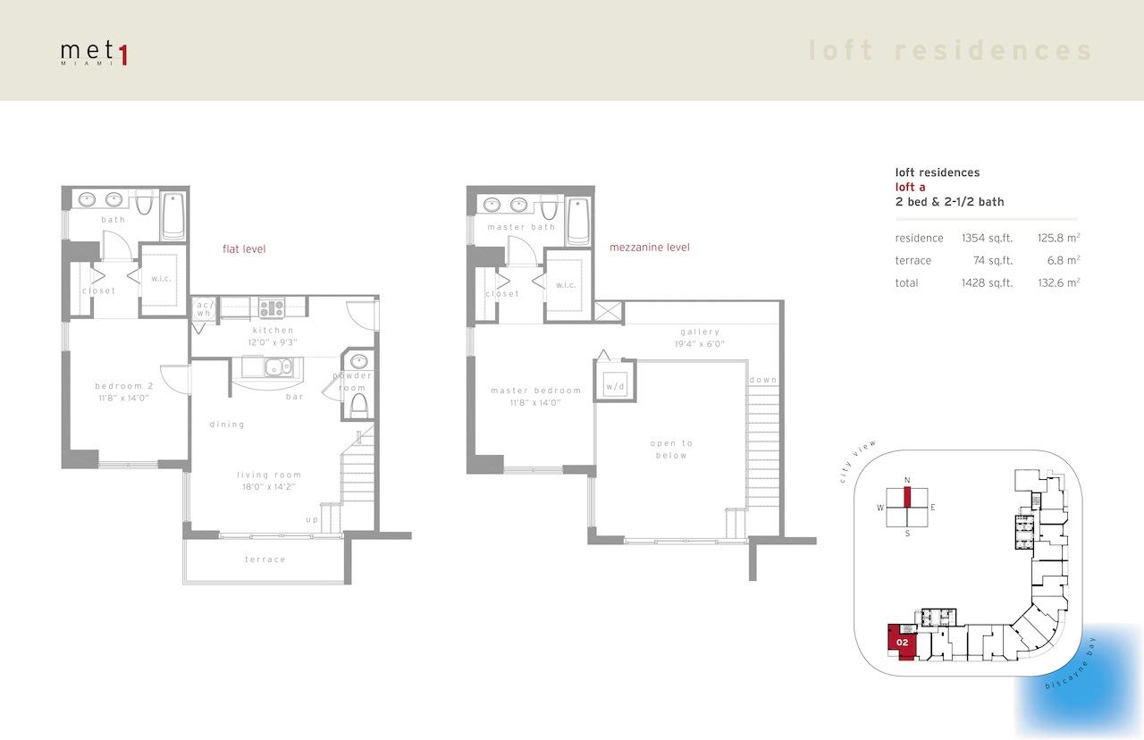 Met 1 - Floorplan 11