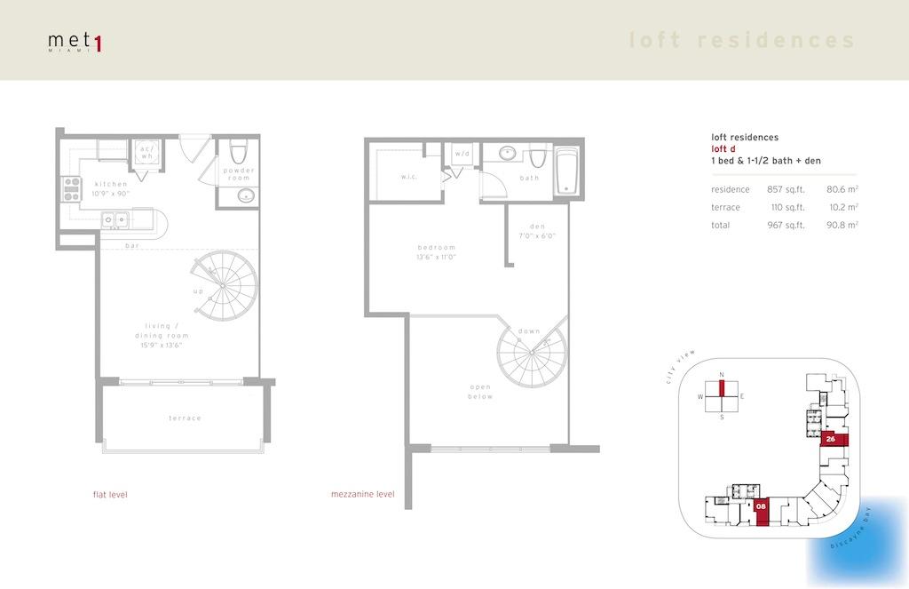 Met 1 - Floorplan 12