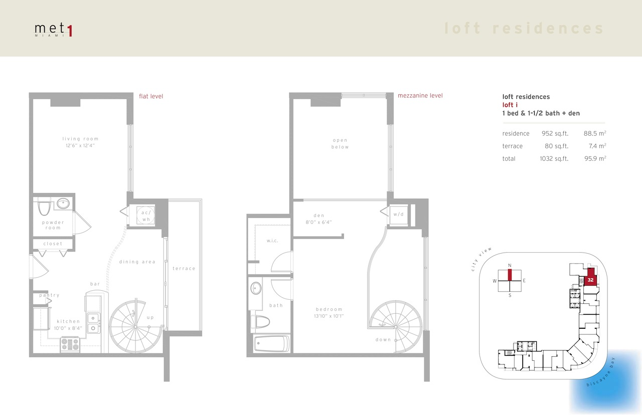 Met 1 - Floorplan 16
