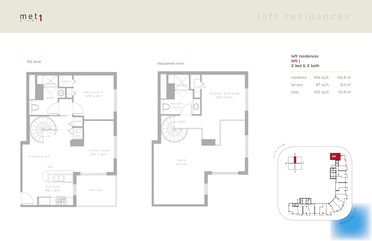 Met 1 - Floorplan 17