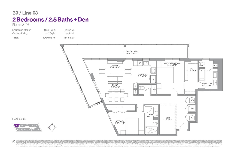 Metropica - Floorplan 5