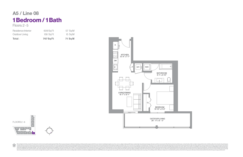 Metropica - Floorplan 15