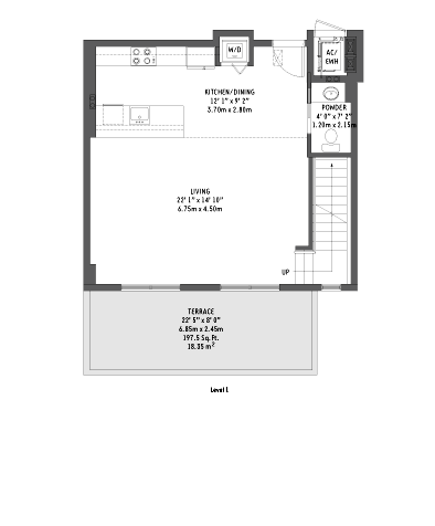 Midtown 2 - Floorplan 2