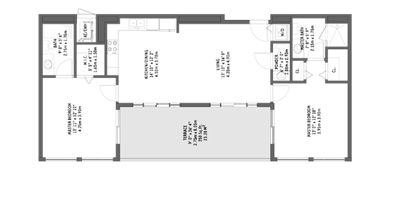Midtown 2 - Floorplan 3