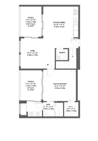 Midtown 2 - Floorplan 5