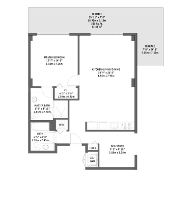 Midtown 2 - Floorplan 8