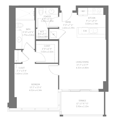 Midtown 4 - Floorplan 5