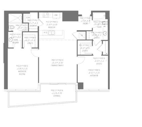 Midtown 4 - Floorplan 6