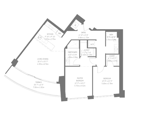 Midtown 4 - Floorplan 7