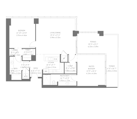 Midtown 4 - Floorplan 8
