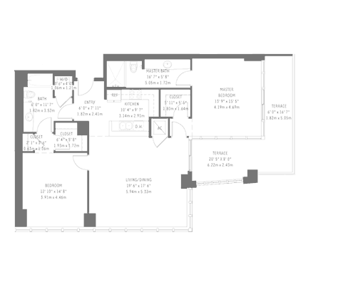Midtown 4 - Floorplan 9