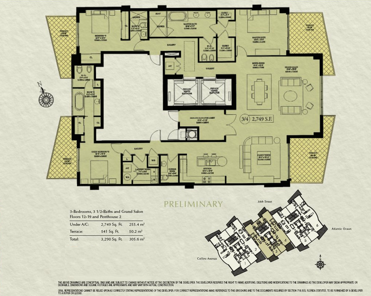 Mosaic - Floorplan 4