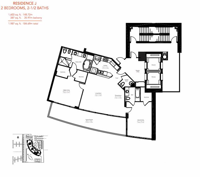 Murano Grande - Floorplan 8