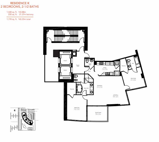 Murano Grande - Floorplan 9