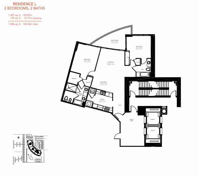 Murano Grande - Floorplan 10