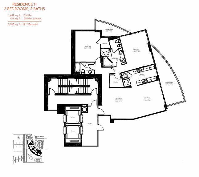 Murano Grande - Floorplan 11
