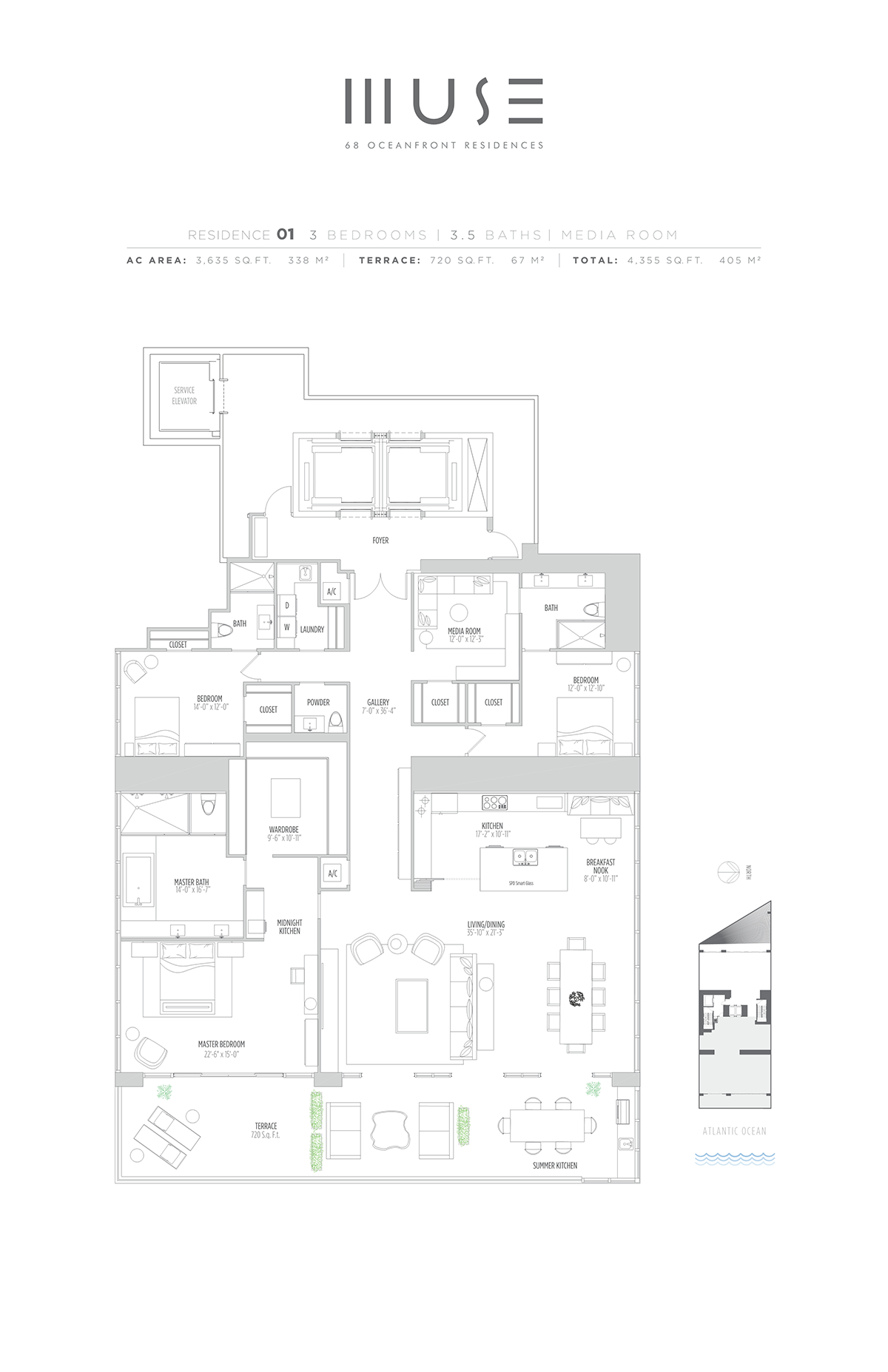 Muse - Floorplan 1