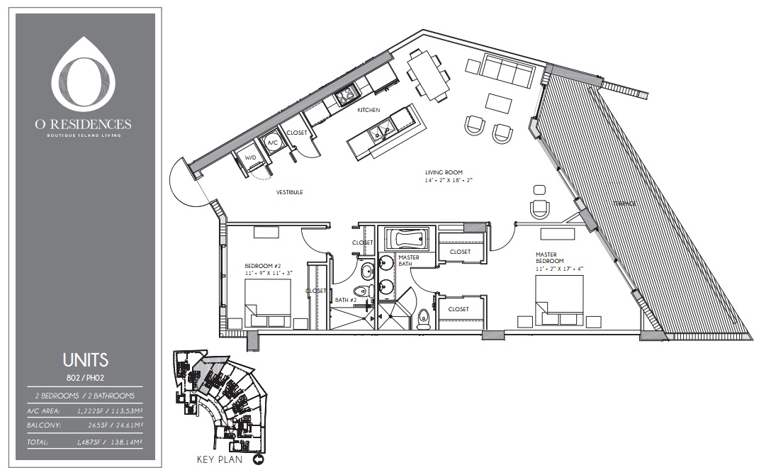 O Residences - Floorplan 4