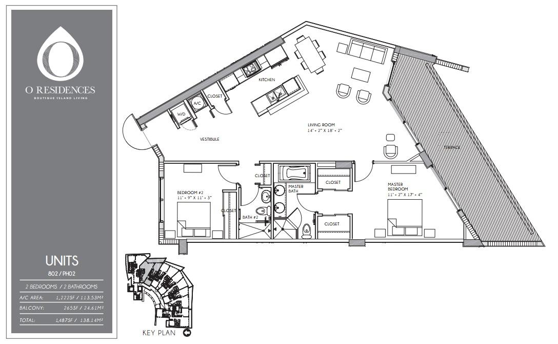 O Residences - Floorplan 4