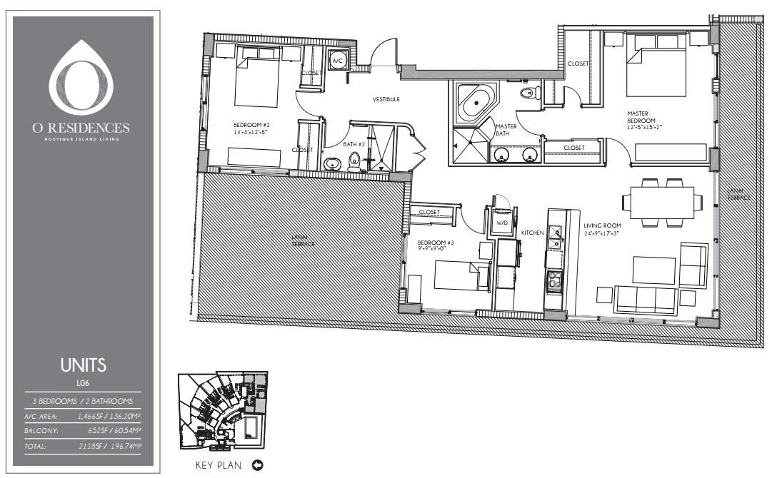 O Residences - Floorplan 10