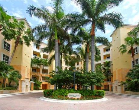 Ocean Club Resort Villa 1 Key Biscayne