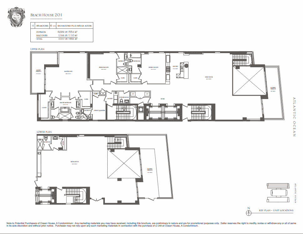 Ocean House - Floorplan 3