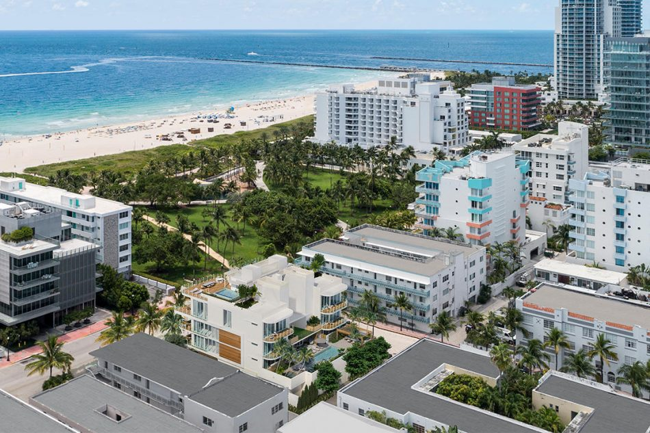 Ocean Park South Beach Miami Beach