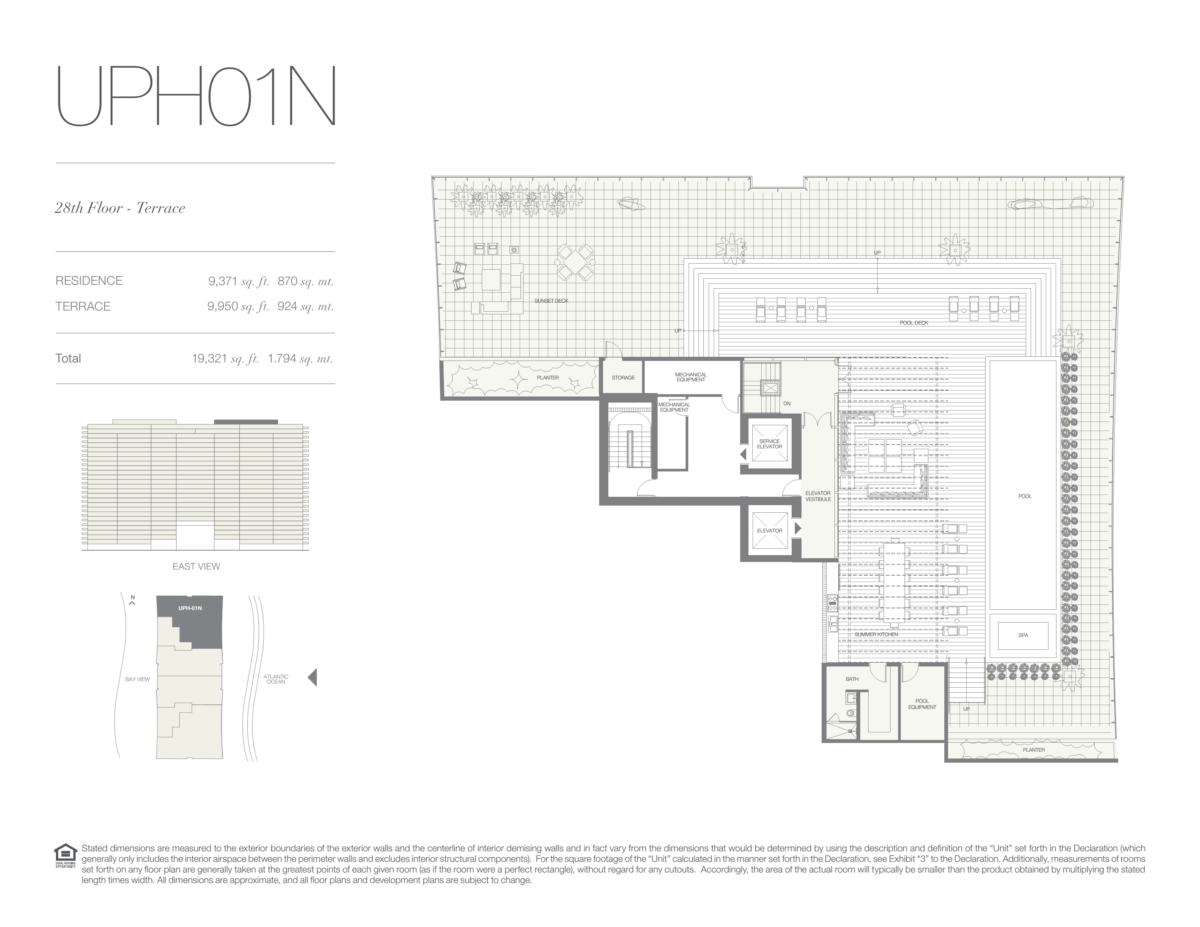 Oceana Bal Harbour - Floorplan 31