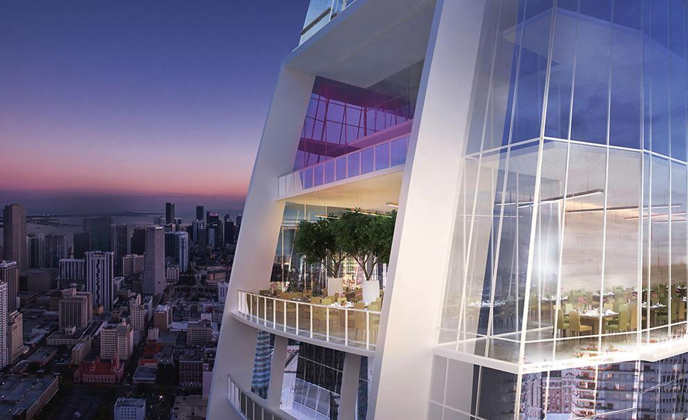 OKAN Tower Miami