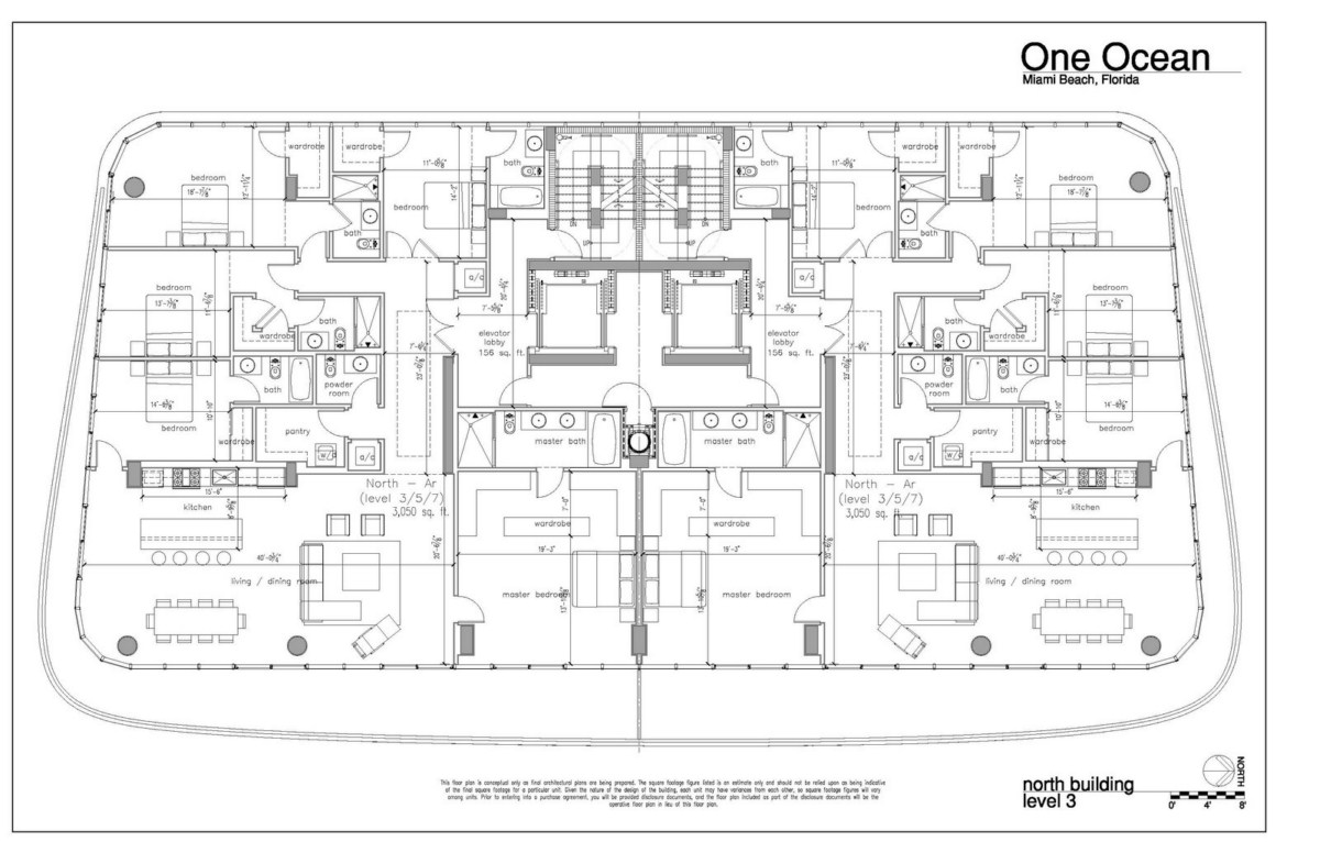 One Ocean - Floorplan 2