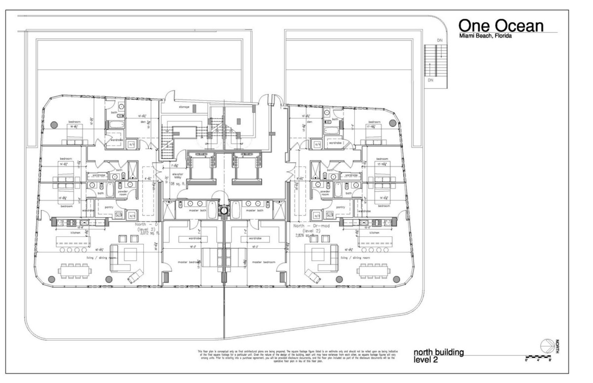 One Ocean - Floorplan 3