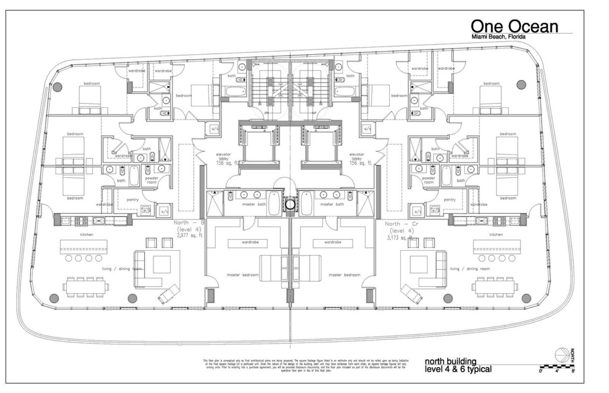 One Ocean - Floorplan 7