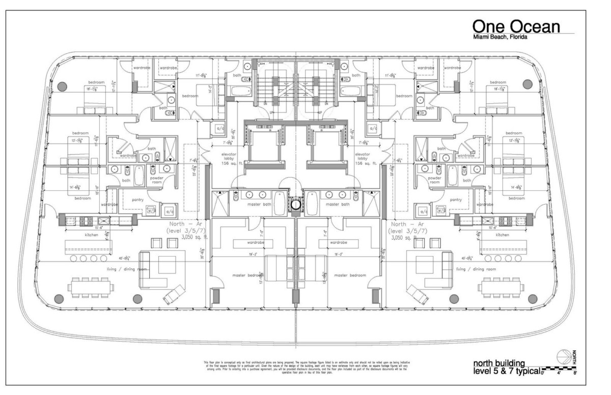 One Ocean - Floorplan 9