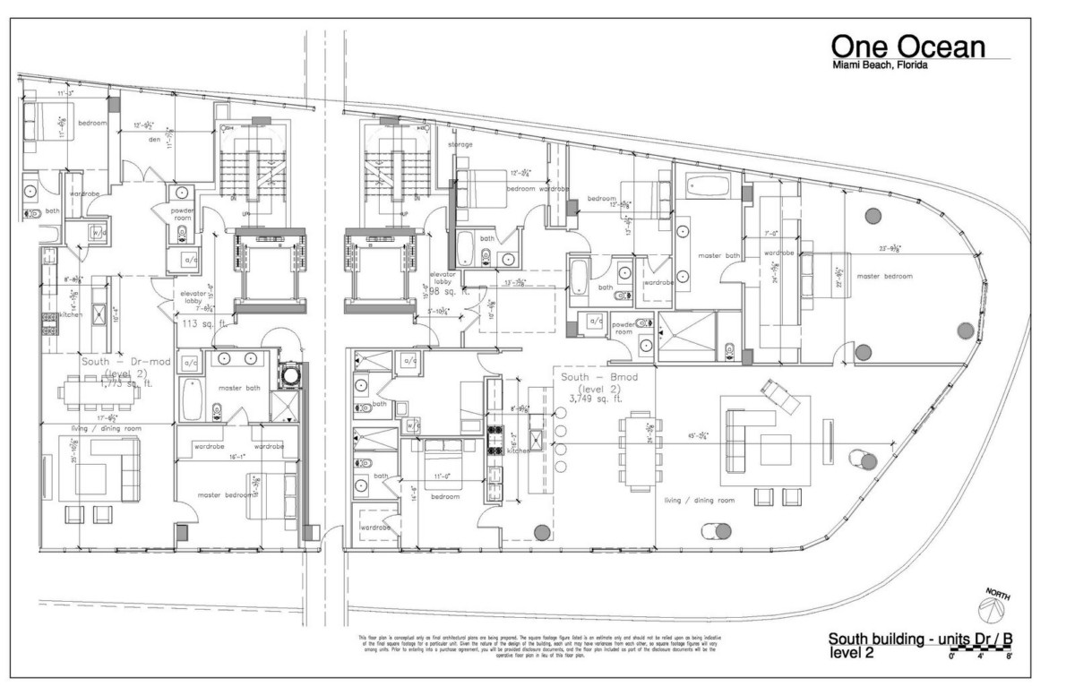 One Ocean - Floorplan 10