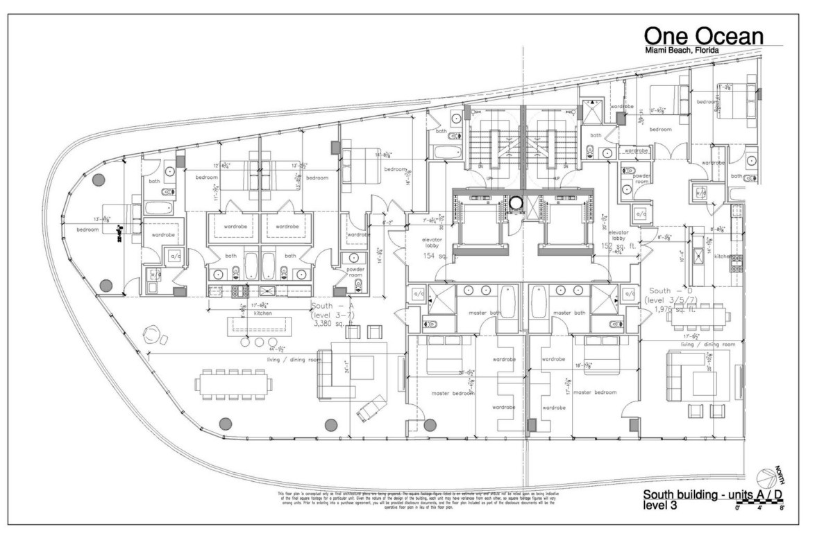One Ocean - Floorplan 12