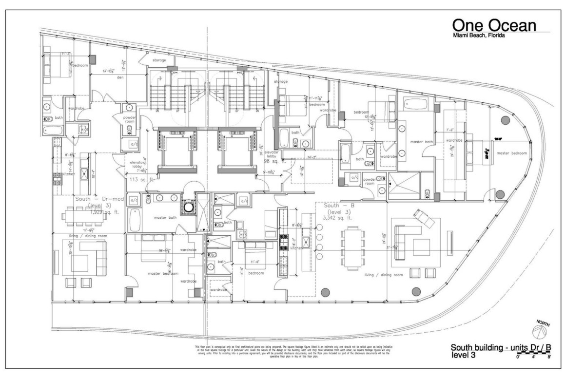 One Ocean - Floorplan 14