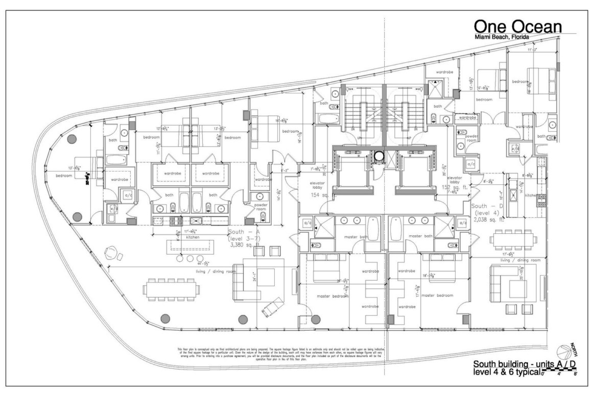 One Ocean - Floorplan 16