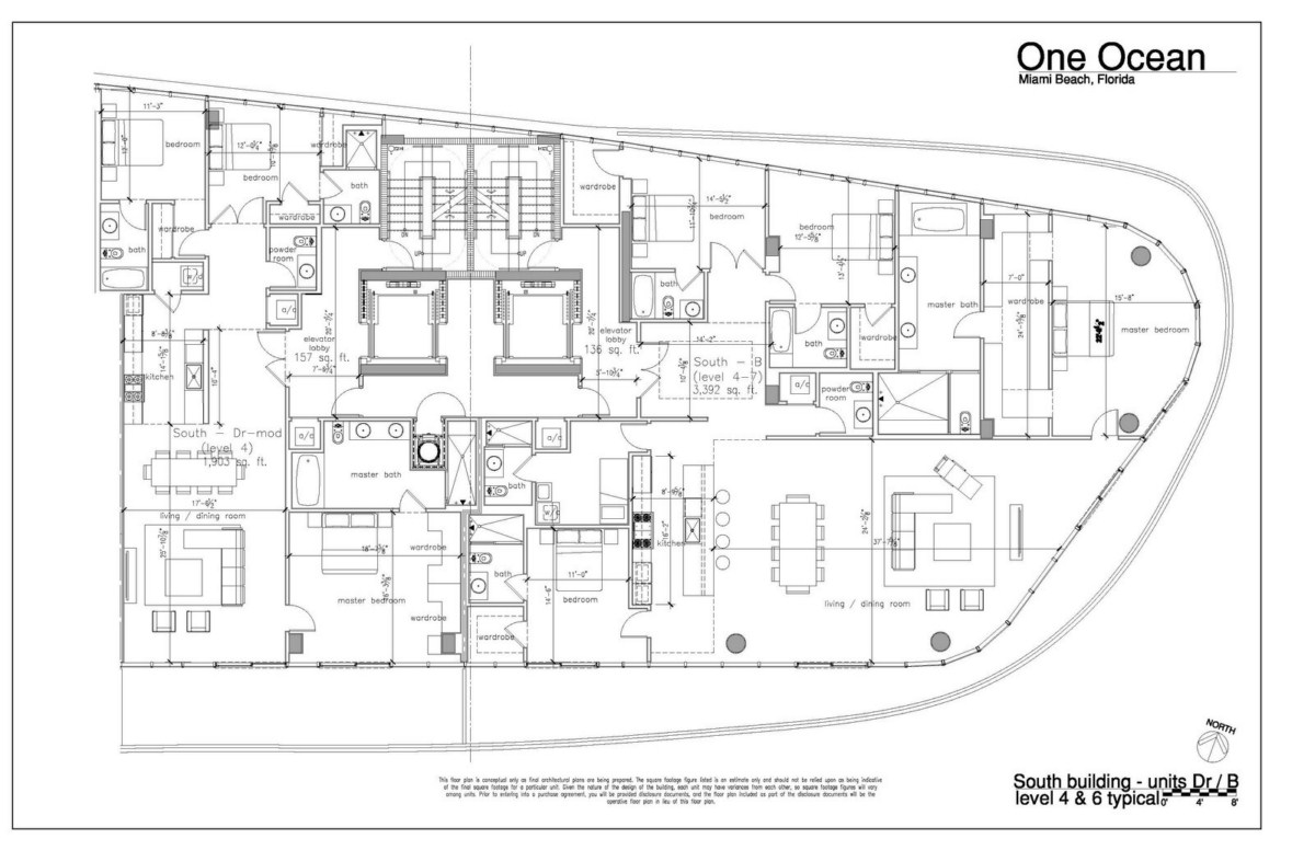 One Ocean - Floorplan 18