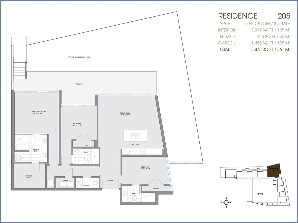 Palau Sunset Harbour - Floorplan 5